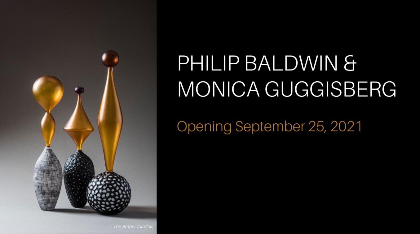Philip Baldwin and Monica Guggisberg